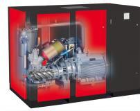 昆西CPO 150齿轮驱动压缩机