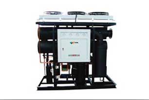 风冷高温型冷干器