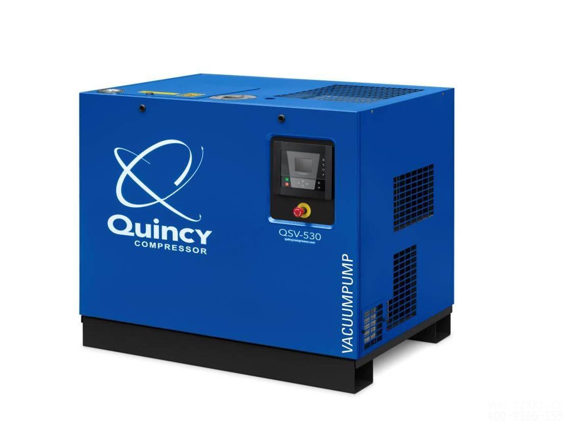昆西QSV系列变频驱动螺杆泵5.5-37KW